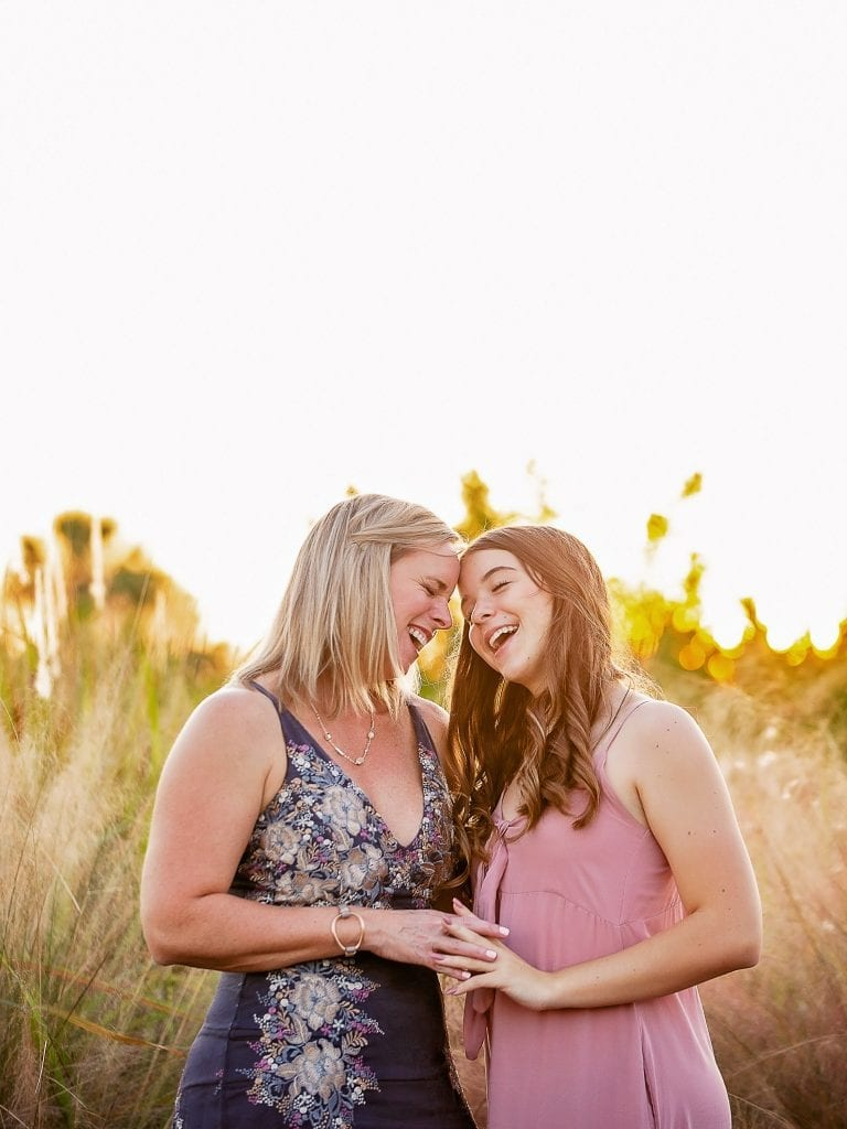 Mom and me photography sessions