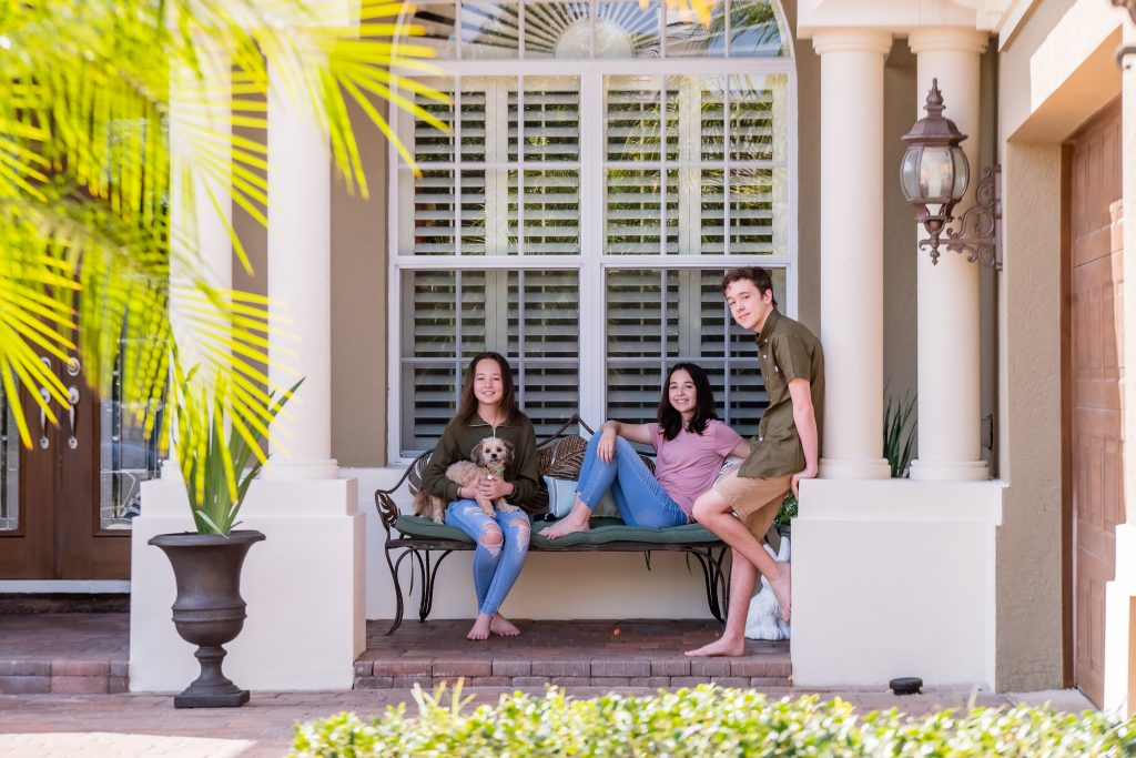 westchase photographer tampa famiy photographer